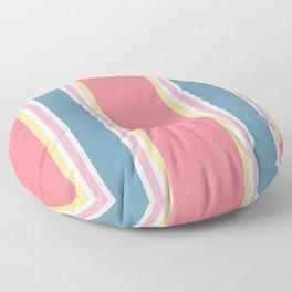Double Bay Stripe Floor Pillow