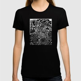 Sasquatch Siting T-shirt