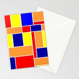 Mondrian No. 82 Stationery Cards