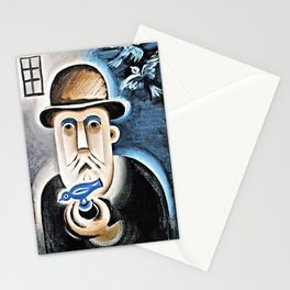 Josef Capek - Toy seller - Digital Remastered Edition Stationery Cards