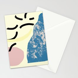 nova malnova serio Stationery Cards