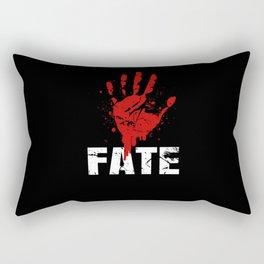 Fate Hand Rectangular Pillow