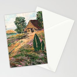 Secret Cottage Stationery Cards