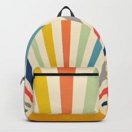 Sun Retro Art III Backpack