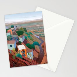 Nogales la Frontera Stationery Cards