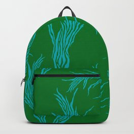 Seventies Feather Backpack