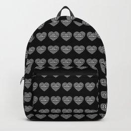Dog Groomer - Heart Backpack