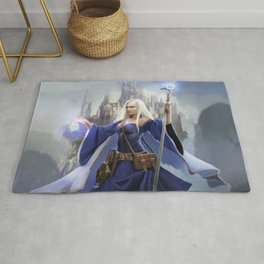 The Kingdom Sage Rug