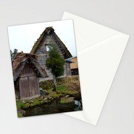 Shirakawa-gō 1 Stationery Cards