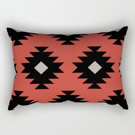 Southwestern Pattern 551 Rectangular Pillow