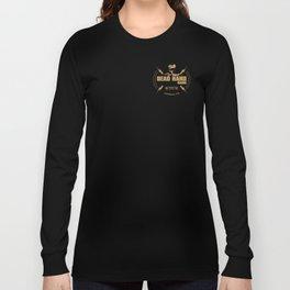 DEAD HAND RADIO - NUKE Long Sleeve T-shirt