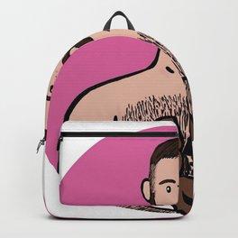 Beard Boy: Dani Bear Backpack