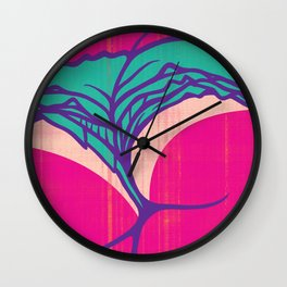 Booty Clap Wall Clock