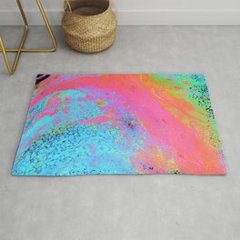 Infrared Jeopardy Rug