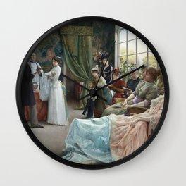 Julius LeBlanc Stewart - The Baptism Wall Clock