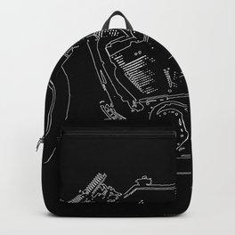 Motor Bike Backpack