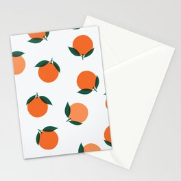California Wild Oranges Stationery Cards