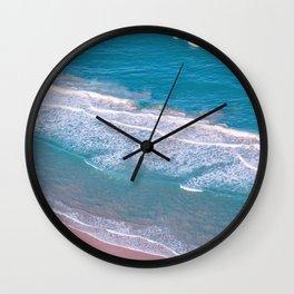 Surfer's Paradise Wall Clock