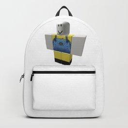 Flamingo Minion Pants - Roblox Backpack