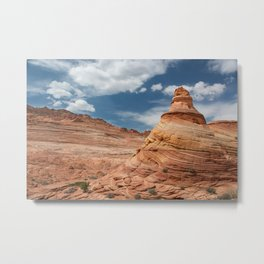 The Wave #2 - Arizona Metal Print