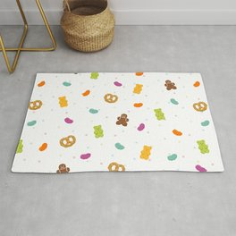 Jelly pattern Rug
