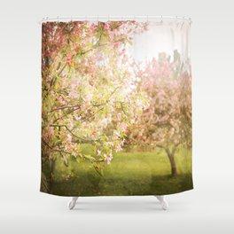 Secret Glances Shower Curtain