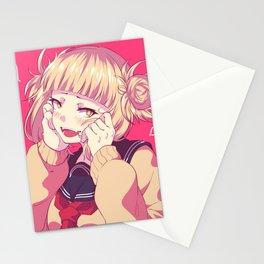 My Hero Academia Toga Himiko Stationery Cards