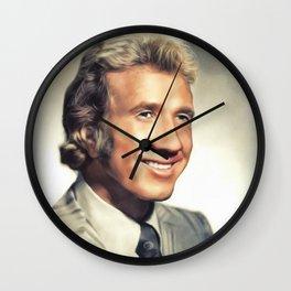 Marty Robbins, Music Legend Wall Clock