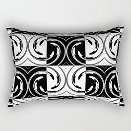 The Social Solution Rectangular Pillow