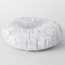 Most Logo comb Floor Pillow