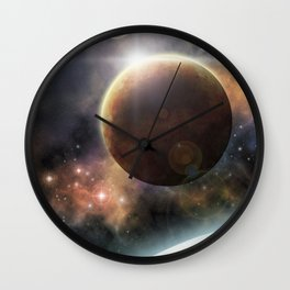 Welcome to the Space Wall Clock