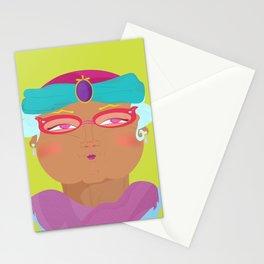 Silvia Cual Stationery Cards