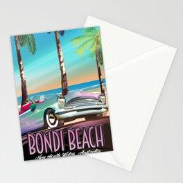 Bondi Beach New South Wales australia Stationery Cards
