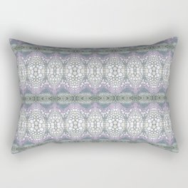 Arabidopsis flower stem microscopy cell pattern Rectangular Pillow