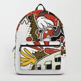 Motorhome Camping Travel Motorhome Backpack