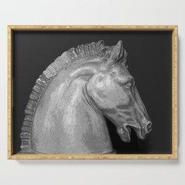 Roman Horse Serving Tray