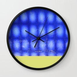 Marrakech 176 - Jardin Majorelle (limited edition 30/30) Wall Clock
