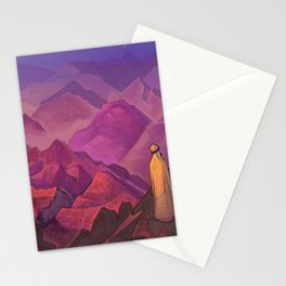 Nicholas Roerich - Mohammed The Prophet - Digital Remastered Edition Stationery Cards