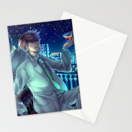 Haikyuu!! - Let's drink Stationery Cards