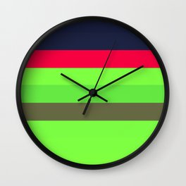 thoreausez Wall Clock