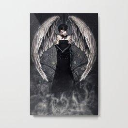 The Dark Phoenix Metal Print