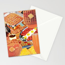 The Most Important Meal Stationery Cards