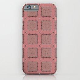 blocks iPhone Case