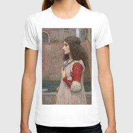 """John William Waterhouse """"Juliet"""" T-shirt"""