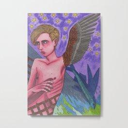 Wingboy Metal Print