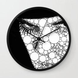 Milk Man Wall Clock