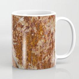 Abstract rusty background Coffee Mug