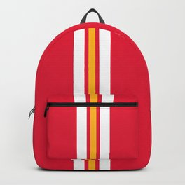 Kansas City Football Backpack