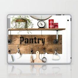 Pantry Shelf Laptop & iPad Skin