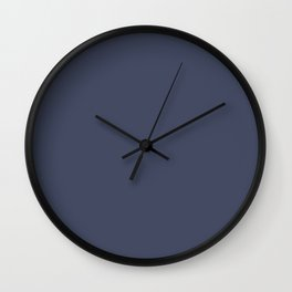 River Bed Wall Clock